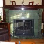 Van Briggle Vintage Fireplaces!!!